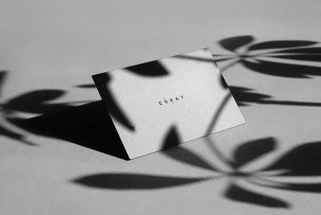 Eskay品牌护肤品视觉识别和包装设计