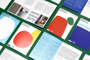 BCD 展览宣传册设计