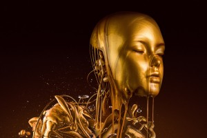 LIQUID GOLD液体金摄影艺术