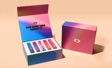 创新大胆的美容系列概念包装设计
