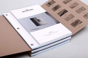 企业画册的视觉设计决定了画册的成败