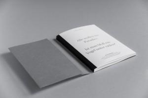 龙华画册公司讲述企业宣传册设计需要注意的细节