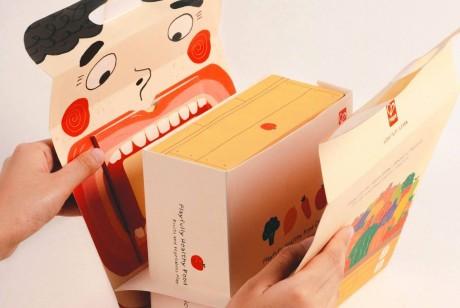 独具匠心的包装设计使产品包装独一无二
