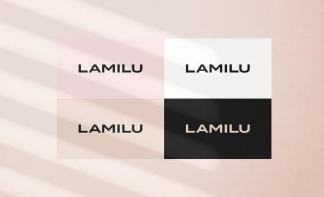 LAMILU女装品牌形象设计