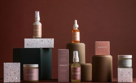 Woodlot护肤品包装设计