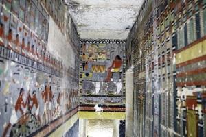 埃及發現4300年歷史古墓!