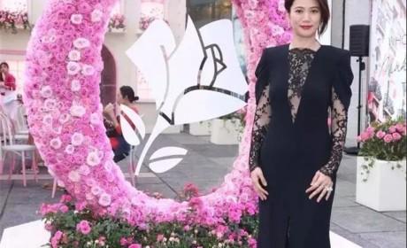 浪漫迷人的巴黎大街惊现香港:兰蔻品牌活动