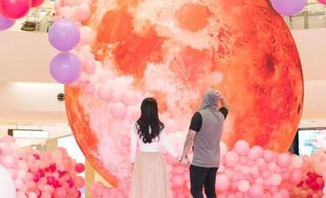 这个520,走进梦幻的气球艺术展告白吧