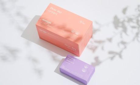 Mydear药妆品牌设计及包装设计
