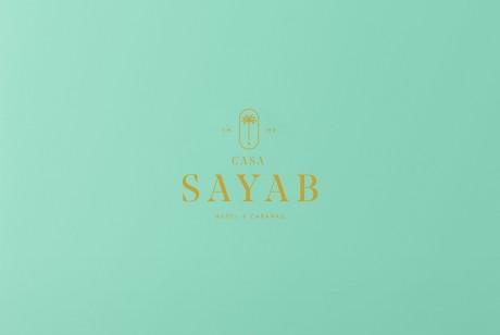 Casa Sayab海滨酒店品牌设计