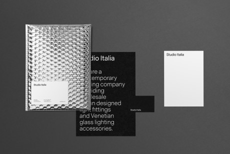 意大利工作室Studio Italia品牌VI设计
