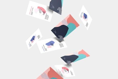 Le Cab'Com品牌视觉及网站设计