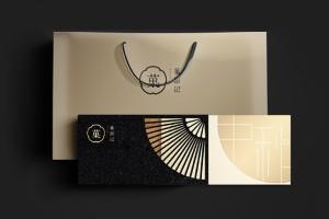 菓游记月饼包装设计