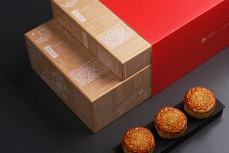 """中秋节""""月光宝盒""""礼品包装设计"""
