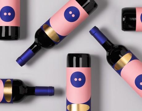 Vi Novell 2018 葡萄酒包装设计
