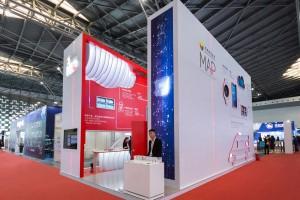 MAP Healthwatch中国国际科技博览会展台设计