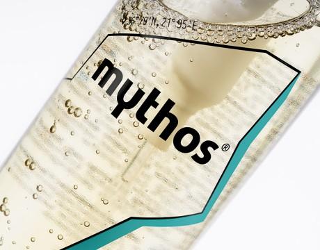 Mythos护肤品家族系列包装设计