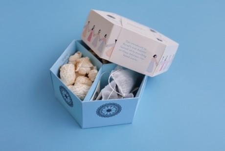 传统小吃茶饮包装十句设计