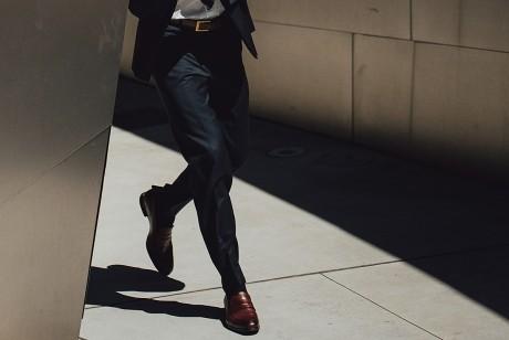 Wolf & Shepherd皮鞋品牌视觉设计