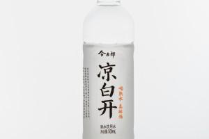 今麦郎凉白开饮用瓶装水包装设计浅析