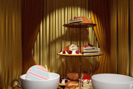 甜品的异想世界:让你视觉与味蕾全面打开