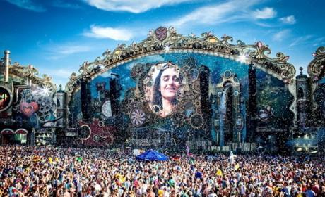 Tomorrowland的主舞台设计又一次刷爆了朋友圈