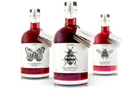 洋酒品牌个性和包装设计