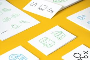 企业vi设计对企业发展的重要性-图像学指南和风格指南