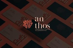 ANTHOS公寓管理企业VI设计与品牌形象设计