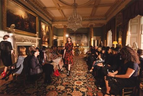 英国奢侈品电商Farfetch的精致时装发布会活动策划