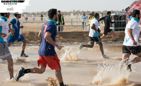 沙漠风暴袭来:迪拜最大的障碍赛