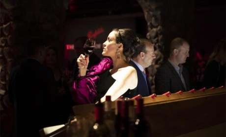 奔富酒庄全球发布会落地纽约