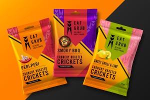 Eat Grub 营养食品包装设计