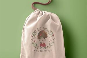 DIE BOERVROU 有机果酱产品包装设计