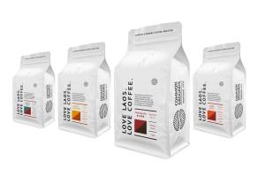 Common Grounds 咖啡袋包装设计