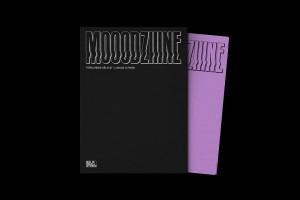 MOODZINE•N°1-5(限量版)月刊画册设计