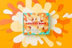 Sunday Cheezzzball休闲食品视觉识别与包装设计