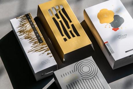 包装・不二致果中秋礼盒月饼包装设计