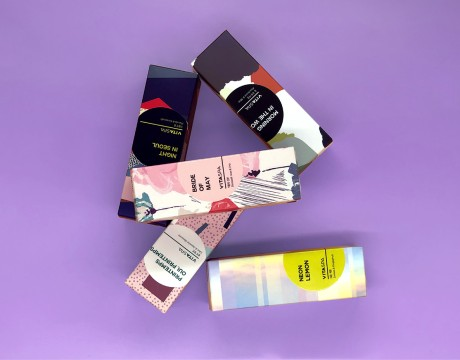 VITA SPA适合肤质淋浴过滤器包装设计