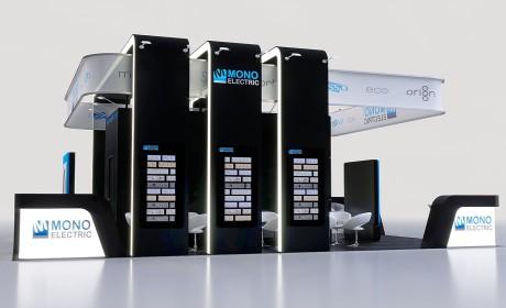 Mono Electric展位设计