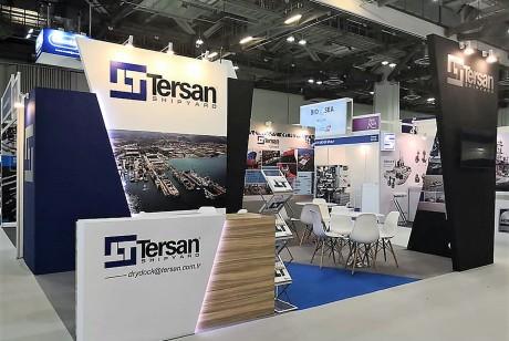 Tersan @ SEA Asia 2019展位设计