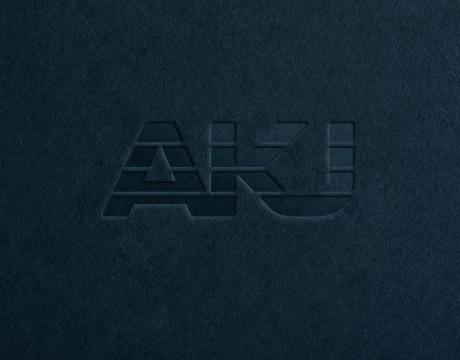 AKJ金融品牌识别和网站规划设计