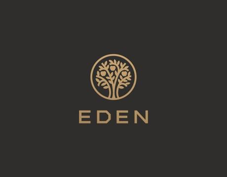 EDEN品牌logo设计