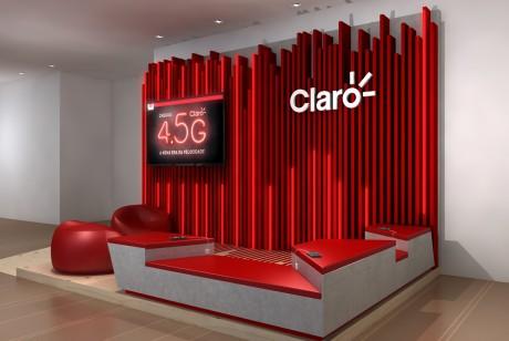 超硬核的Claro Path展位设计美炸天了