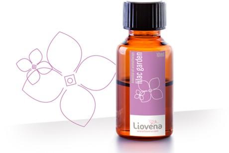 Liovena精油包装标签设计