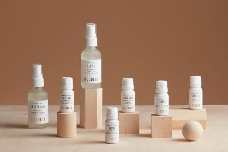 Woodlot品牌系列精油包装设计