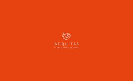 巴西Aequitas咖啡品牌logo设计
