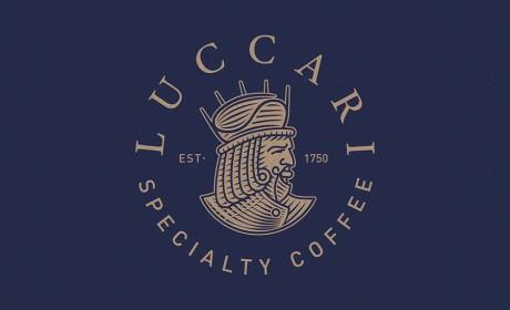 Luccari特色咖啡品牌识别设计