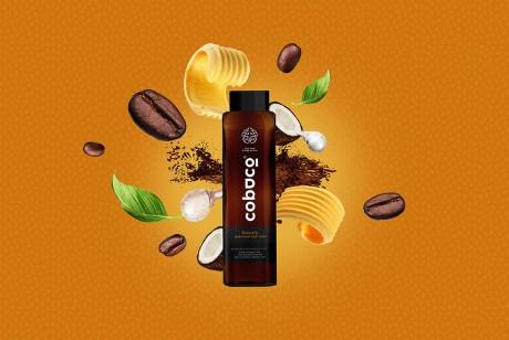 Iced咖啡饮料品牌概念及包装设计