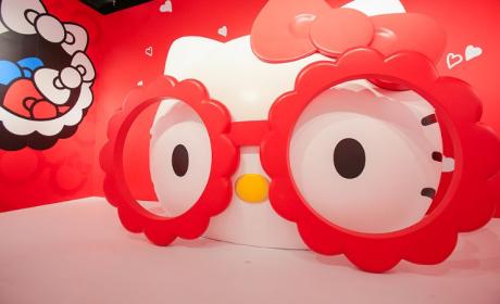 10大主题展区的Hello Kitty带你去打卡